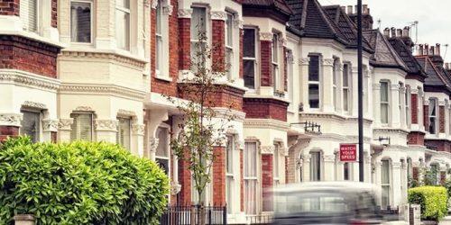 London properties road header