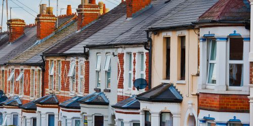 London properties header